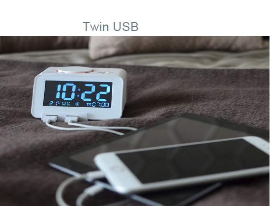 Image for Bedside with Twin USB